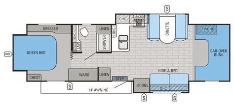 c floor plans jayco class c motorhome floor plans gurus floor