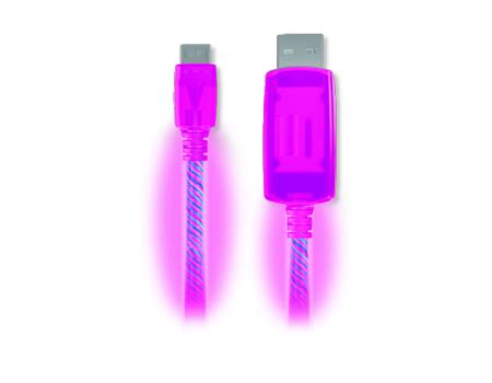 Light Pulse by Pilot Light Pulse Cable Micro Usb
