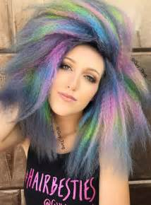 pastel hair colors for in their 30s 50 bold pastel and neon hair colors in balayage and ombre