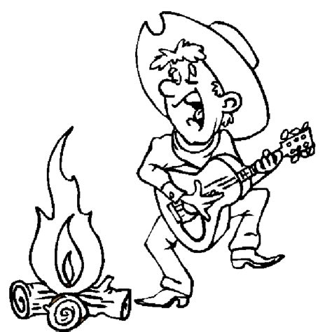 cowboy coloring pages free and printable cowboy coloring pages coloring pages to print
