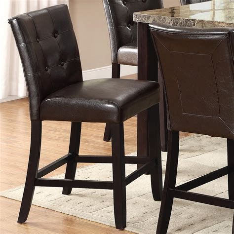 Crown Royal Bar Stools by Crown Bruce Upholstered Counter Height Stool With