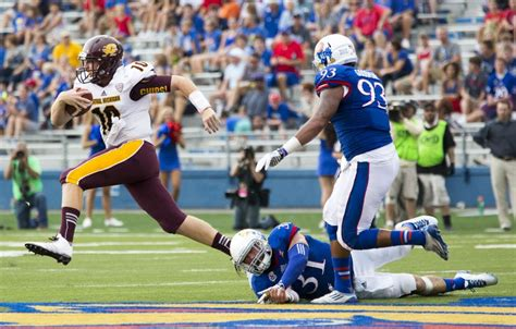 Overall Maroon Jy k review central michigan rock chalk talk