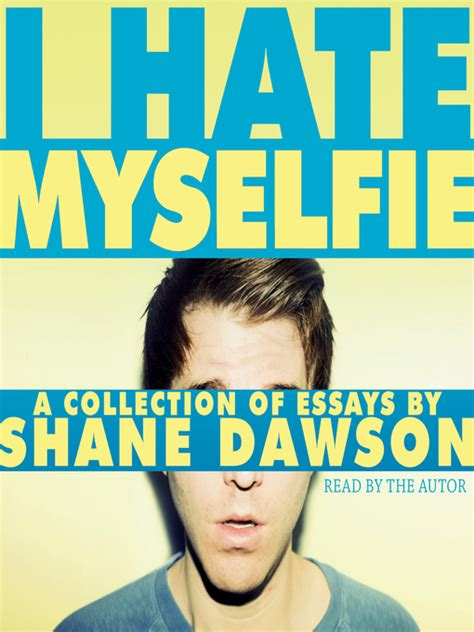 shane dawson book event quot i hate myselfie quot getty images i hate myselfie ok virtual library overdrive