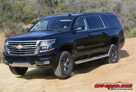 Z71 Suburban 2015 by Review 2015 Chevrolet Suburban 4x4 Z71 Lt Road