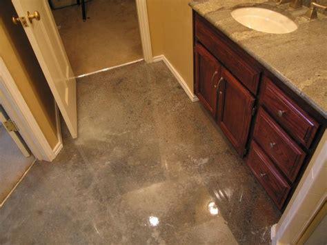 DIY Acid Stain Concrete Floors   Dallas Fort Worth