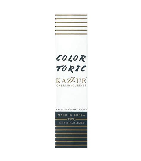 color toric contact lenses kazzue color toric subscription contact lens malaysia
