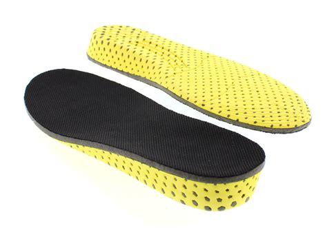comfort insoles memory foam comfort height enhancing shoe insoles 1