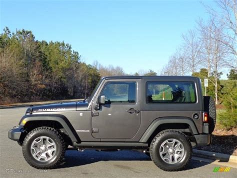 jeep granite crystal metallic 2016 granite crystal metallic jeep wrangler rubicon 4x4