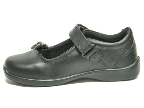 black leather school shoes b m s black leather school shoes loar shoes
