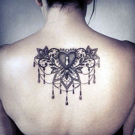 lace pattern tattoo design 45 attractive lace tattoo designs that re really chic