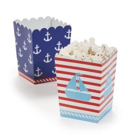 sailor boxes 24 sailor popcorn box nautical theme decoration 1st