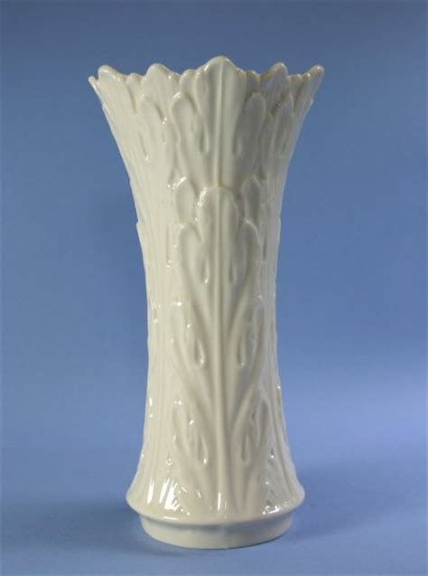 Lenox China Vase by Vintage Lenox China Acanthus Leaf 8 Quot Vase