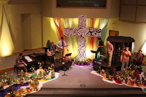 church decorating ideas easter church decorations free large images