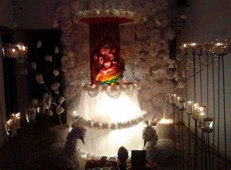 ganpati decoration ideas ganesh pooja ganpati