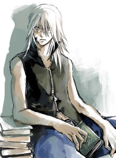 long anime hairstyles guys 119 best images about anime boys with white hair on