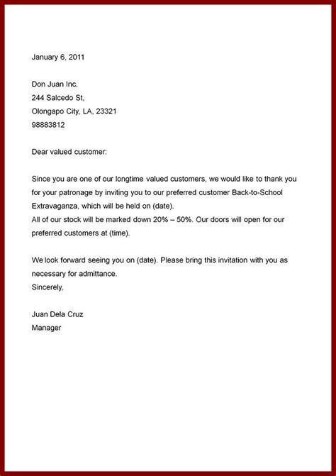 doc 12751650 new letter format new letter format