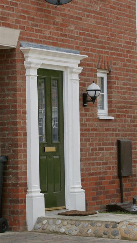Exterior Door Surrounds Grp Door Surrounds Fibreglass Porches Uk