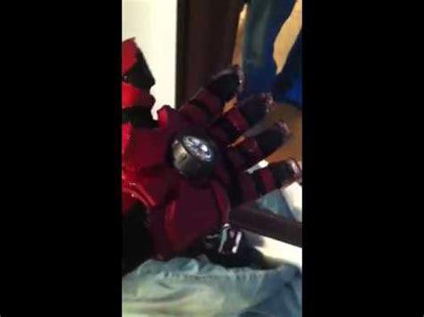 iron man eyes or repulsor tutorial youtube tutorial soon iron man very easy hand blaster or repulsor