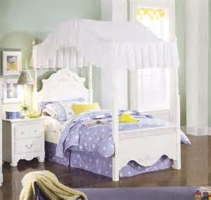 Kids Canopy Beds For Cheap by Buy Low Price Scarlett Kid S Twin Size Canopy Poster