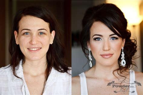How To Change Hairstyle In Photoshop Cc 2015 by 20 Photos De Mari 233 Es Avant Et Apr 232 S Le Maquillage Et La