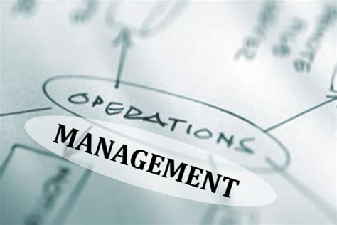 Executive Mba In Operations Management In India by Mba Operations Management Courses In India