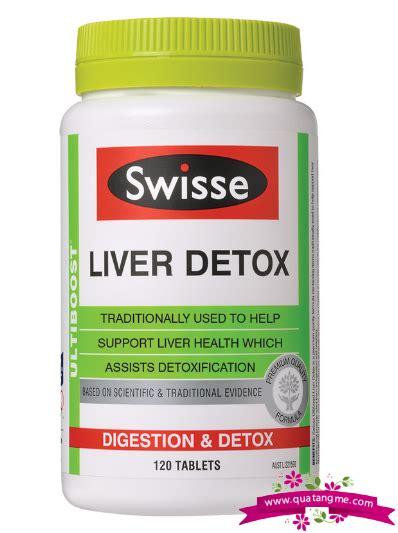 Code Liver Detox by Swisse Ultiboost Liver Detox 120 Tablets