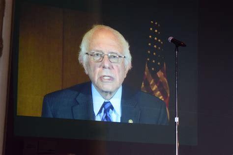 bernie sanders vermont vermont democrats rally around sanders at state convention message