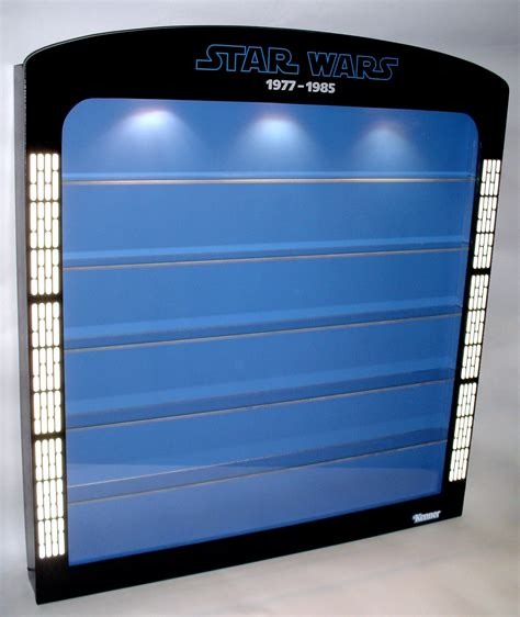 star wars action figure display cabinet action figure cabinets themed figure display cabinets