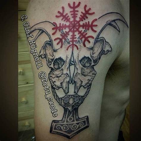 iceland tattoo aegishjalmur helmofawe iceland