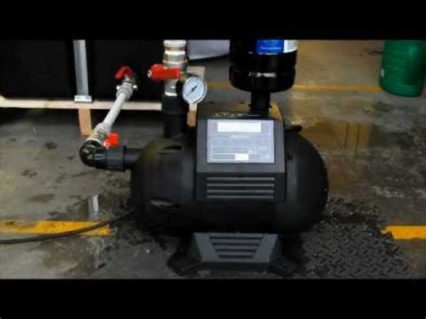 puk silent boost quiet home water booster pump youtube