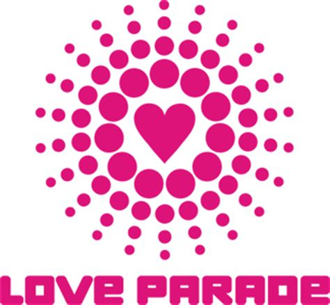 design love fest berlin love parade logo