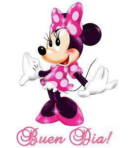 imagenes de buenos dias mickey mouse buenos dias minnie posando imagenes y carteles