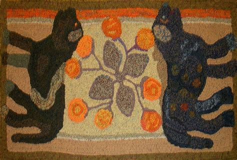 best rugs for dogs 117 best images about and new hooked rugs on