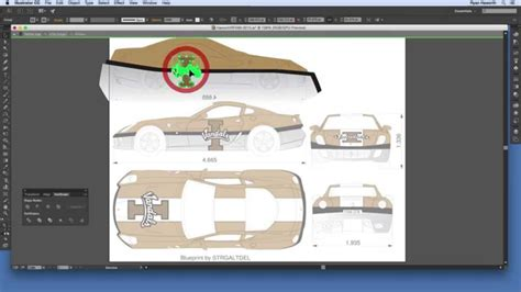 car templates for adobe illustrator how to design a vehicle wrap in illustrator youtube