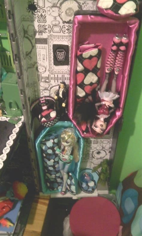 custom monster high doll house my custom mh doll house monster high fan art 21492289 fanpop
