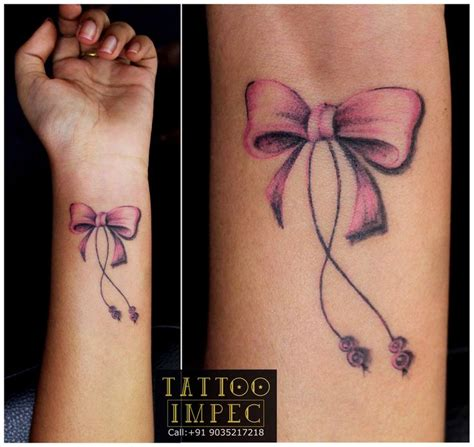 cute bow tattoos designs 63 beautiful bow tattoos and meanings