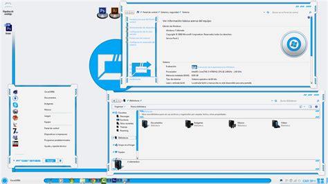 themes windows 7 elegant tema elegant para windows 7 by oscar10081 on deviantart