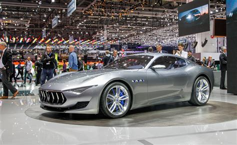 Maserati Alfieri Sports Car Likely Delayed News Car