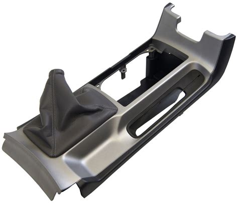 toyota solara center console wmanual trans dark grey  aab