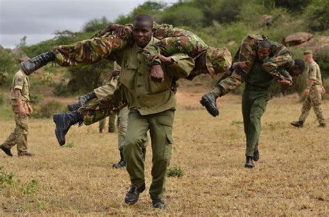 section 20 british special forces british army to train with sierra leonean forces to fight