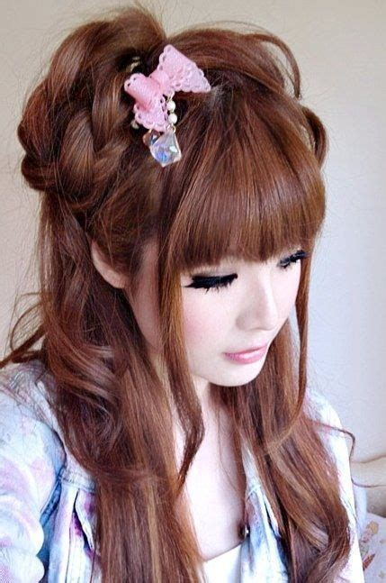 haircuts search and google on pinterest japanese long hairstyles updo google search my fashion