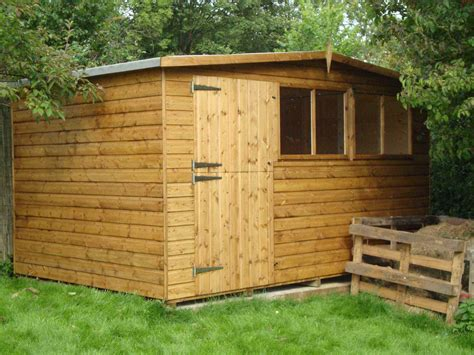 Garden Sheds 12x8 by Hobby Mb Garden Building