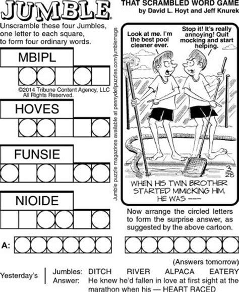 free printable jumble games jumble word puzzle word jumble puzzles printable