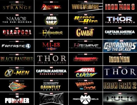 marvel order to 2017 list of marvel by rotten tomatoes score release