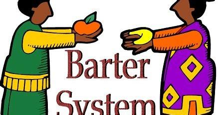 barter system ~ india gk, current affairs 2018