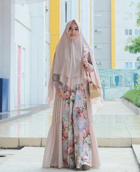 Baju Muslim Syari As 19 gambar baju syari untuk wanita muslimah masa kini 2019
