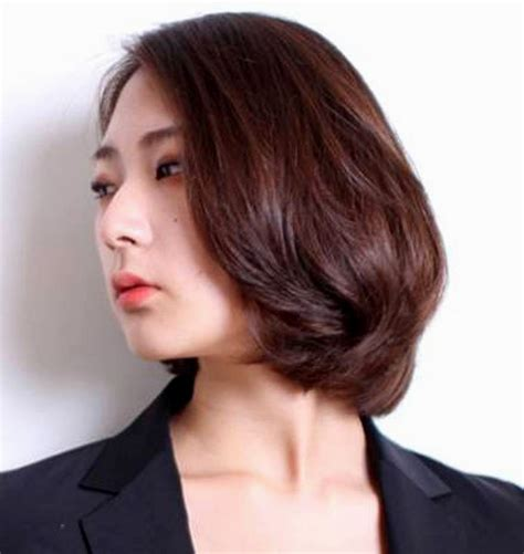 Medium Hairstyle Galleries by Korean Haircut Medium Hairs Picture Gallery