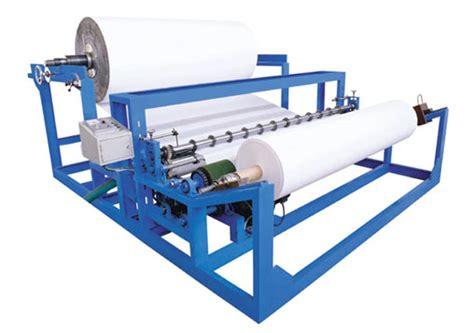 Paper Machinery - slitting rewinder series napkin machine toilet paper