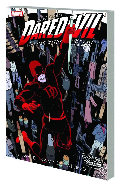daredevil by mark waid volume 4 by mark waid samnee mike allred paperback barnes daredevil by mark waid vol 4 fresh comics