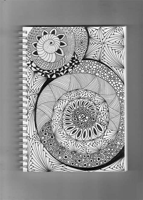 zentangle pattern groovy best 613 zen zanity zentangle images on pinterest art